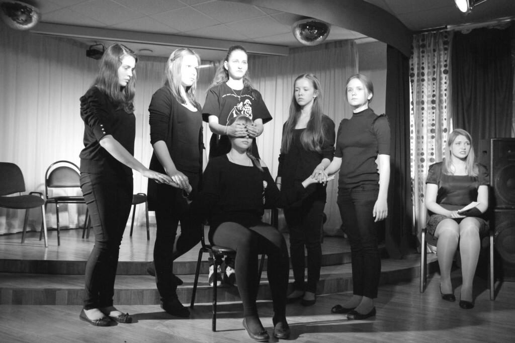 театральный тренинг